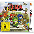 3DS Zelda Tri Force