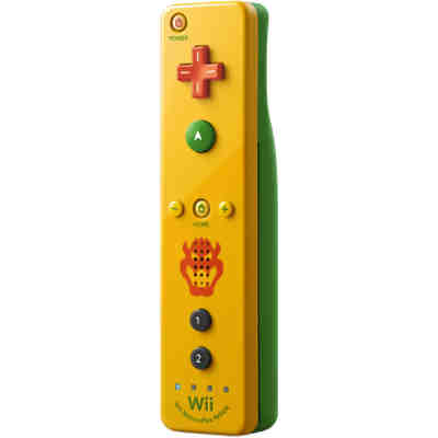 Wii U Remote Plus Bowser Edition (Wii kompatibel)