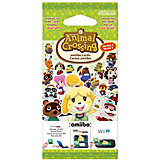 amiibo Karten für Animal Crossing, 3 Stück - Vol. 1