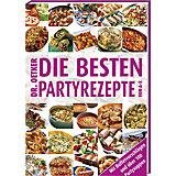 A-Z Paperback: Die besten Partyrezepte von A - Z