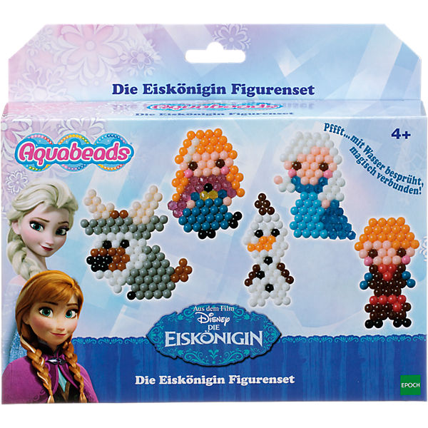 Aquabeads Die Eiskönigin Figurenset