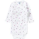 Baby Wickelbody für Mädchen Organic Cotton