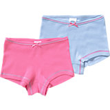 Panty Doppelpack für Mädchen Organic Cotton