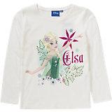 Disney Die Eiskönigin Langarmshirt für Mädchen