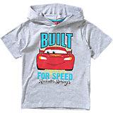 DISNEY CARS T-Shirt mit Kapuze für Jungen