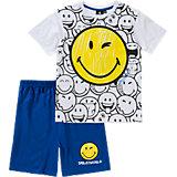 SMILEY WORLD Schlafanzug für Jungen