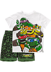 TEENAGE MUTANT NINJA TURTLES Set T-Shirt + Sweatshorts