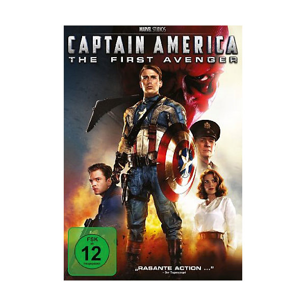 DVD Captain America - The First Avenger