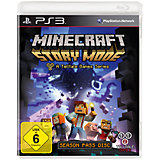 PS3 Minecraft: Story Mode