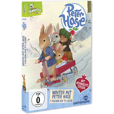 DVD Peter Hase - DVD 8 - Winter mit Peter Hase (Xmas Special)