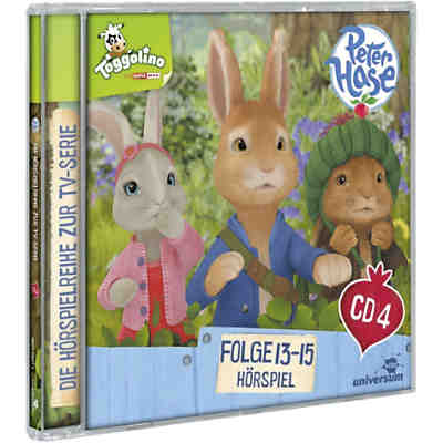 CD Peter Hase - CD 4