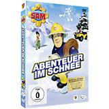 DVD Feuerwehrmann Sam - Abenteuer im Schnee