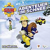 CD Feuerwehrmann Sam - Abenteuer im Schnee