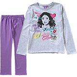DISNEY VIOLETTA Schlafanzug für Mädchen
