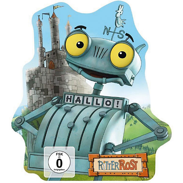 DVD Ritter Rost-3er DVD-metallbox Folg.1-3