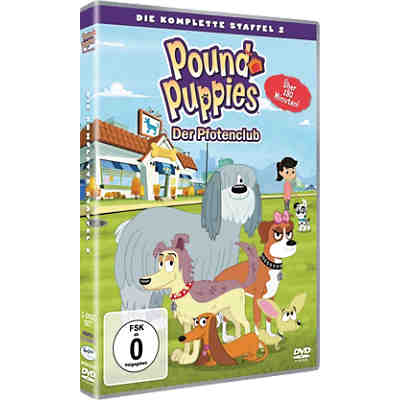 DVD Pound Puppies - Season 2
