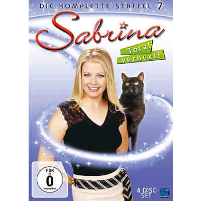 DVD Sabrina - Total verhext! - Season 7