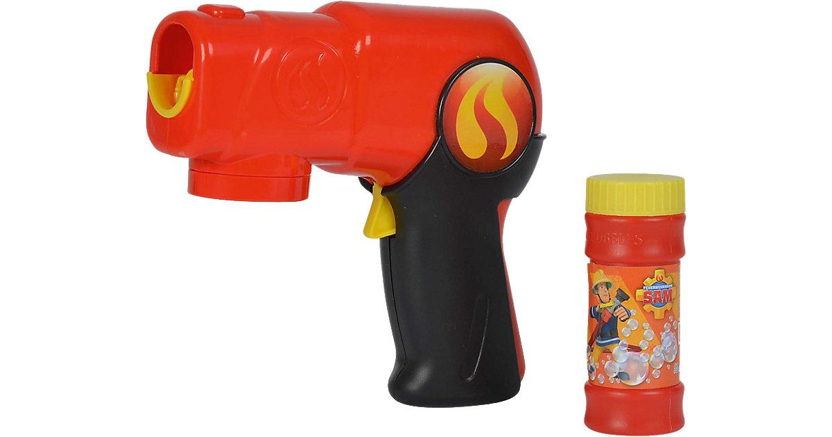 Seifenblasenpistole Feuerwehrmann Sam