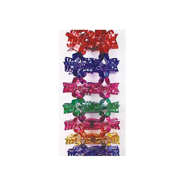 Разноцветная мишура 27*200 см