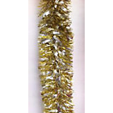 Золотая мишура 9*200 см