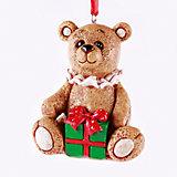 """Украшение """"Медведь с подарками"""""""