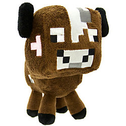 """Мягкая игрушка """"Детеныш грибной коровы"""", Minecraft, в ассортименте"""