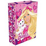 Подарочный пакет «Barbie» 35*25*9 см