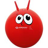 Schildkröt-Funsports Hüpfball / Sprungball mit Griffen