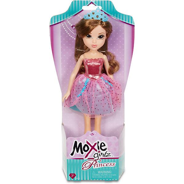 Принцесса в розовом платье, Moxie