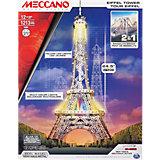 Эйфелева башня (2 модели), Meccano