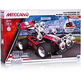 Гоночная машина (2 модели), на радиоуправлении, Meccano