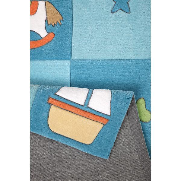 Teppich Newborn, blau, SMART KIDS  myToys