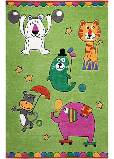 Teppich Little Artists, grün, grün myToys
