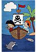 Teppich Pirate Kids