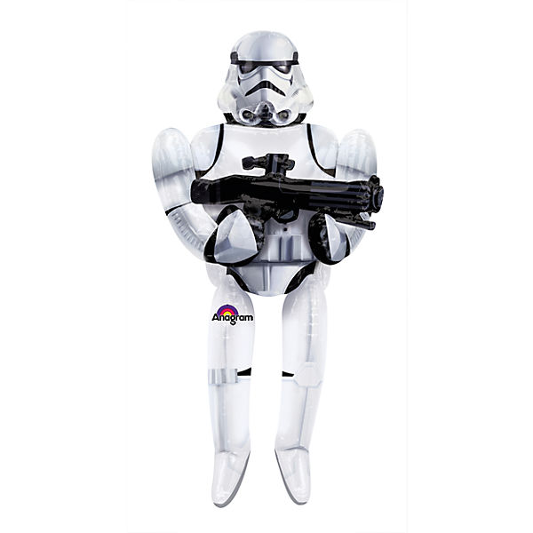 Folienballon AirWalker Star Wars Storm Trooper