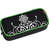 4YOU Pencil Case mit Geodreieck Bee Ornamental
