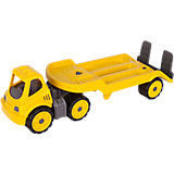 Power Worker Mini Transporter