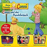 CD Conni TV-Serie 9 - Conni und der Hundebesuch