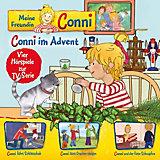 CD Conni TV-Serie 10 - Conni im Advent/ fährt Schlittschuh