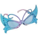 """Карнавальные очки """"Голубая бабочка"""""""
