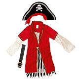 """Маскарадный костюм для мальчика """"Пират Роджер"""", 4-6 лет"""
