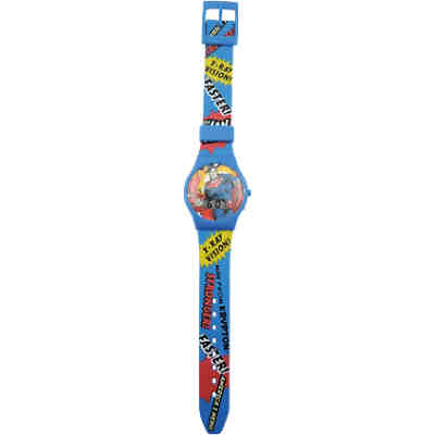 LCD Armbanduhr Superman