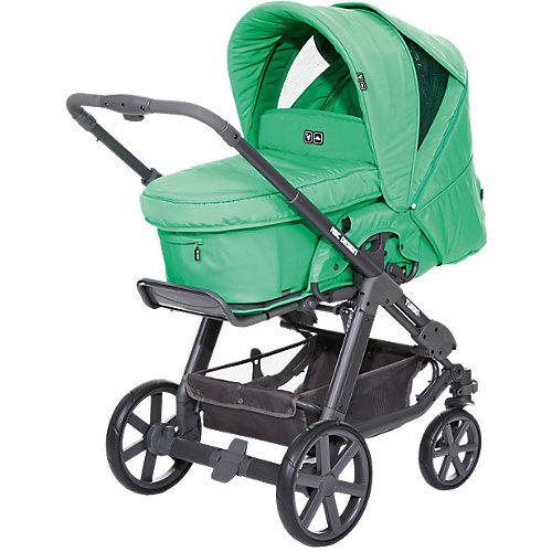 ABC Design Kombi Kinderwagen Turbo 4, fashion-grass, 2016 grün