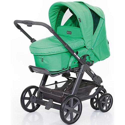 ABC Design Kombi Kinderwagen Turbo 6, fashion-grass, 2016 grün