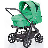 Kombi Kinderwagen Turbo 6, fashion-grass, 2016