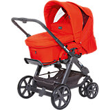 Kombi Kinderwagen Turbo 6, fashion-flame, 2016