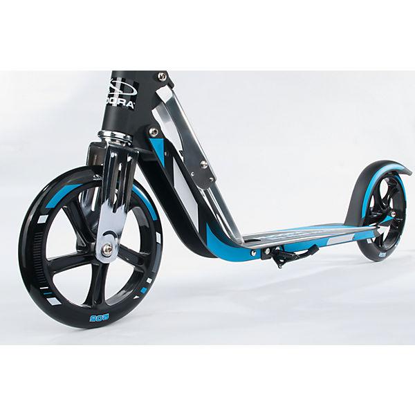 scooter big wheel rx pro 205 blau das original hudora mytoys. Black Bedroom Furniture Sets. Home Design Ideas