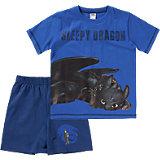 DRAGONS Schlafanzug für Jungen