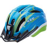 Fahrradhelm Meggy Reflex S/M Blue Green Matt