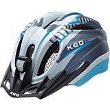 Fahrradhelm Meggy Reflex S/M White Blue Matt